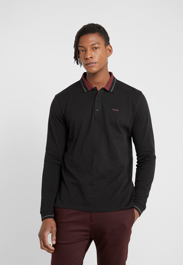 DONOL - Polo - black