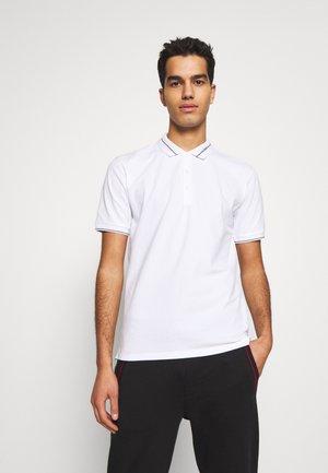DEMOSO - Polo shirt - white