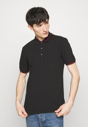 DEMOSO - Polo - black