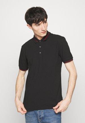 DEMOSO - Poloshirts - black
