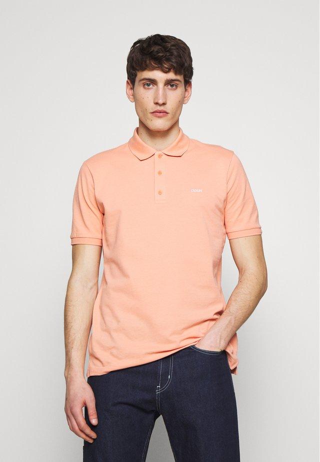 DONOS - Polo - light/pastel orange
