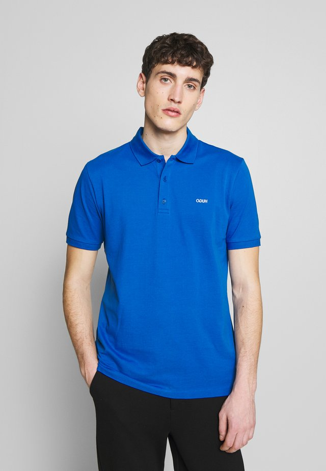 DONOS - Polo - bright blue