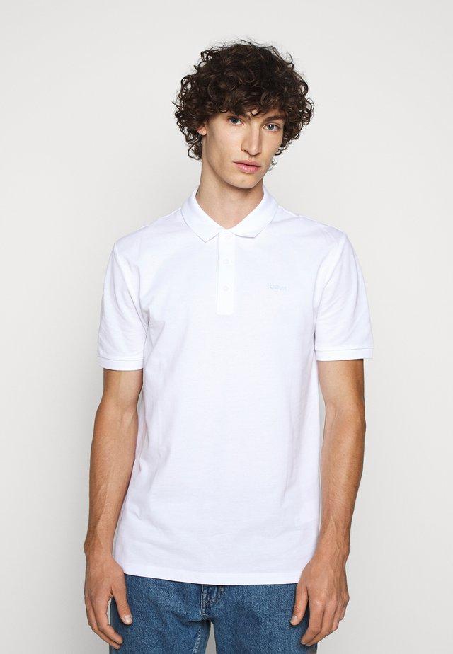 DONOS - Poloskjorter - white