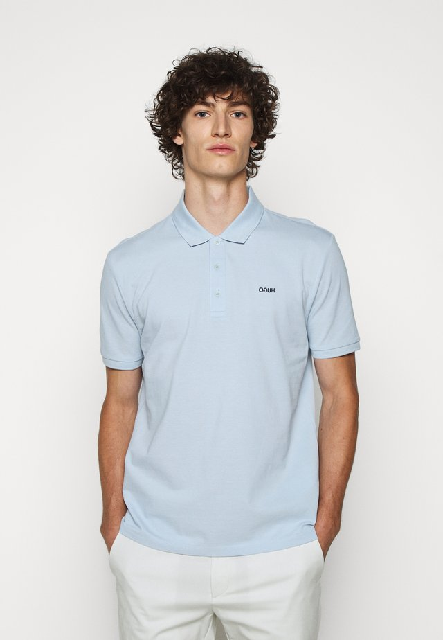 DONOS - Polo - light pastel blue