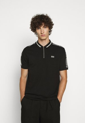 DOLMAR - Poloshirts - black