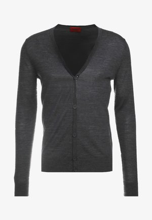 SAN MARTINO - Cardigan - dark grey