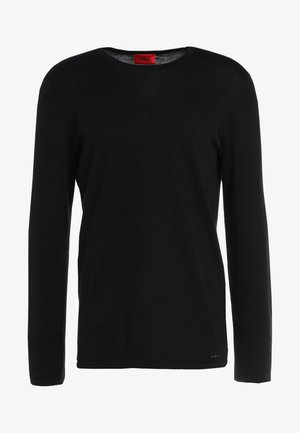 SAN BASTIO - Jumper - black