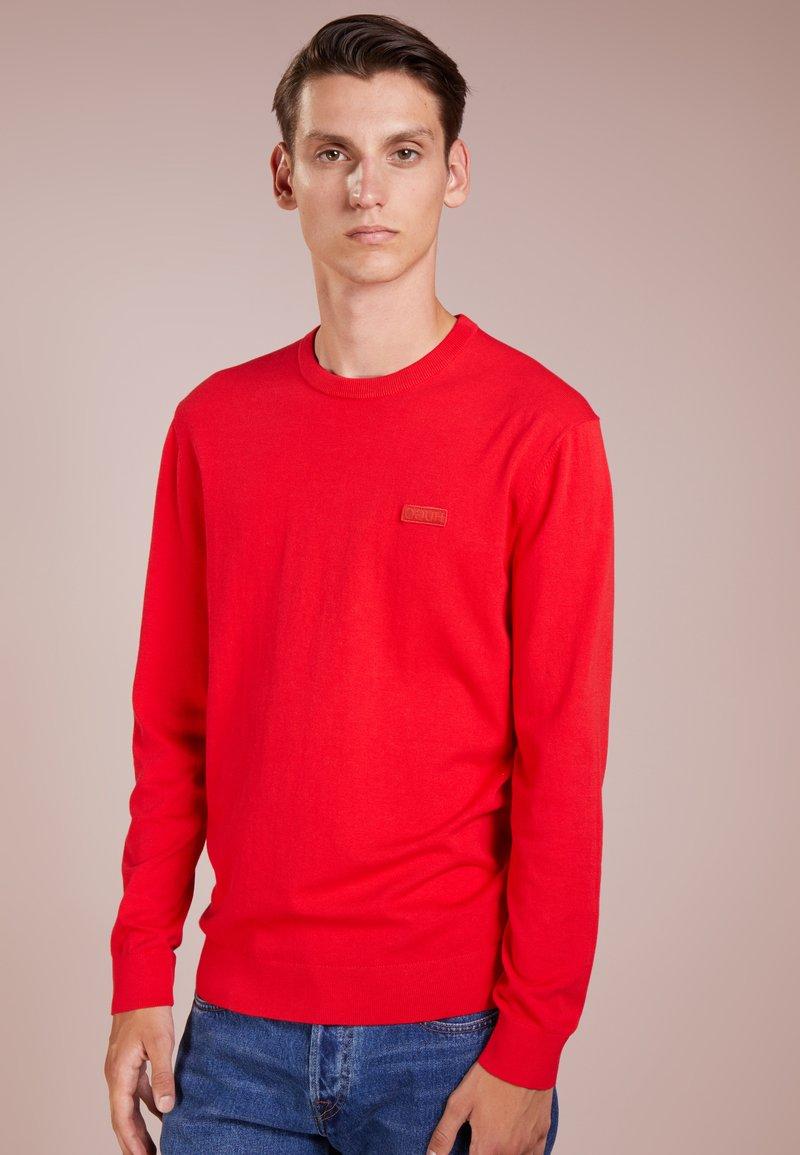 HUGO - SAN CLAUDIO - Jumper - medium red