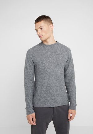 SAMARETTO - Trui - medium grey