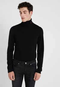 HUGO - SAN THOMAS - Pullover - black - 0