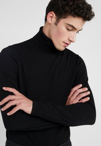 HUGO - SAN THOMAS - Pullover - black - 5