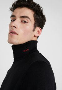 HUGO - SAN THOMAS - Pullover - black - 3