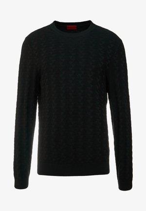 SATU - Maglione - black