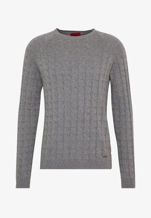 SLOTO - Jumper - open grey