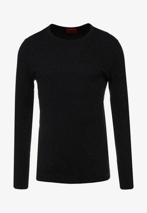 SCUBER  - Pullover - black