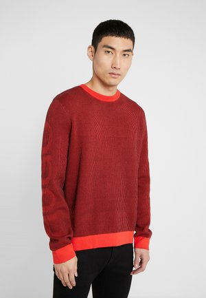 SUGOH - Pullover - red