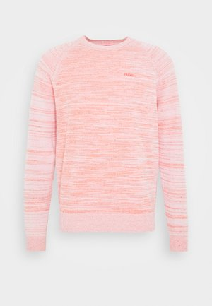 SADRENO - Pullover - light pastel red