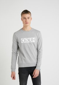 HUGO - DICAGO - Langarmshirt - grey - 0