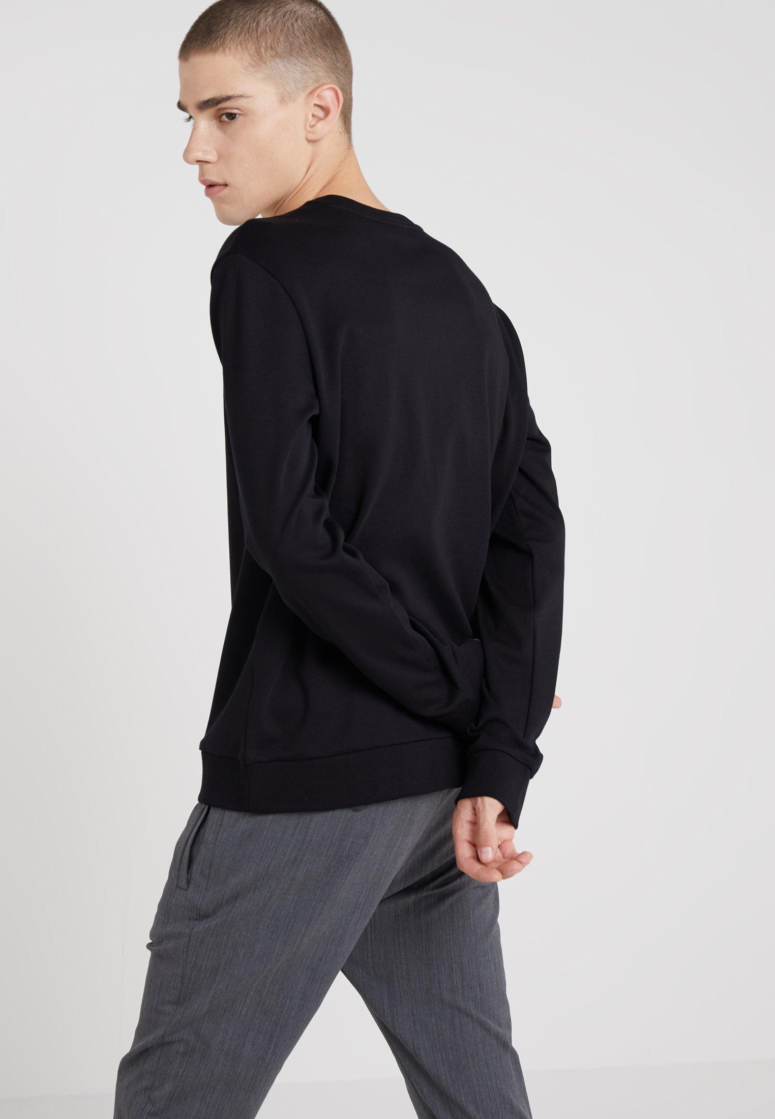 Black Black Hugo DicagoSweatshirt Hugo DicagoSweatshirt Hugo nvwN80m