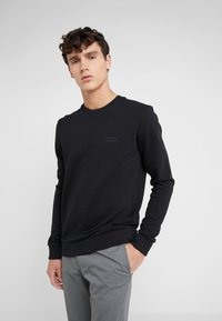 HUGO - DRICK - Sweater - black - 0