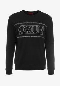 HUGO - DICAGO - Sweatshirt - black - 3