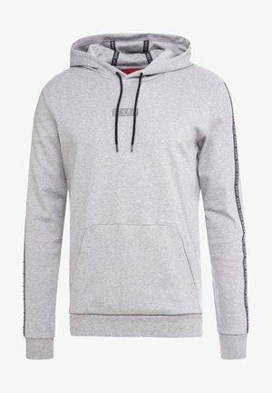 DERCOLANO - Hoodie - open grey