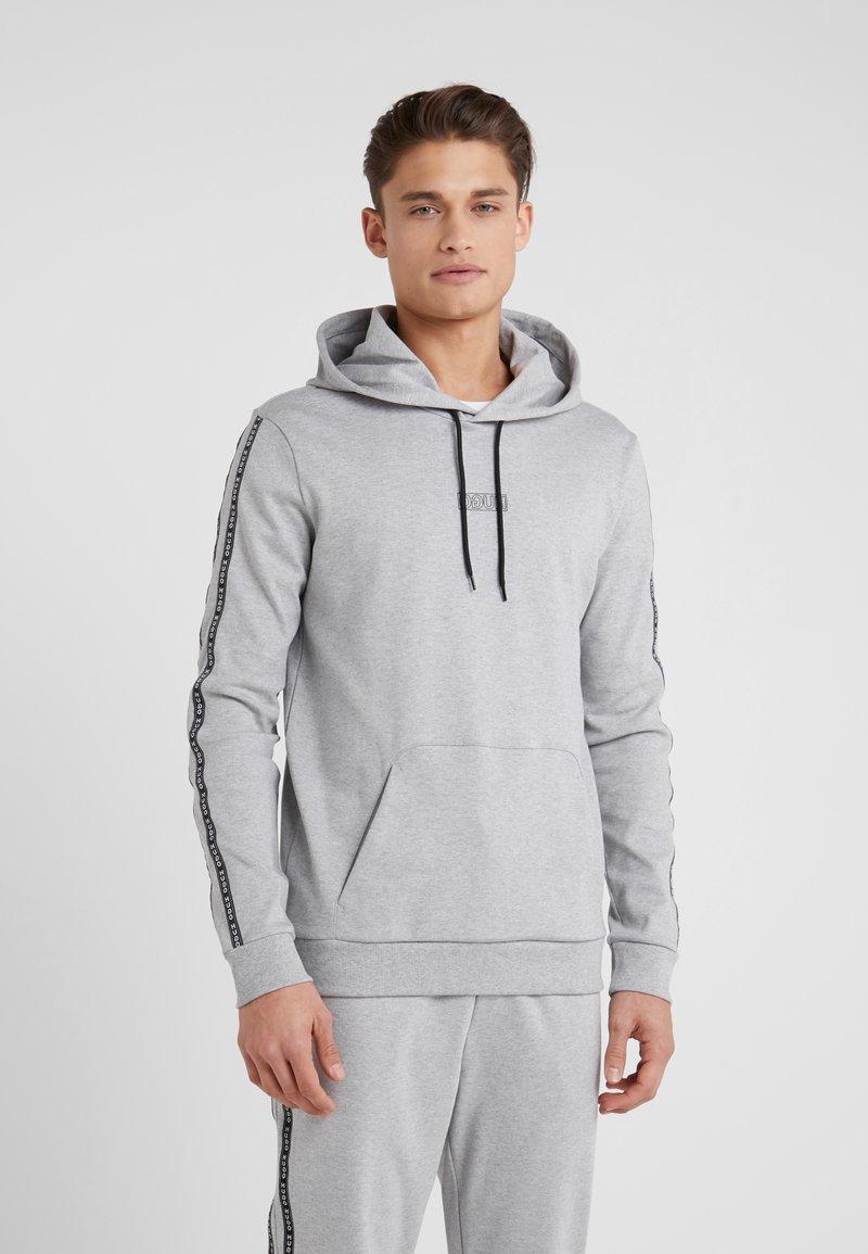 HUGO - DERCOLANO - Hoodie - open grey