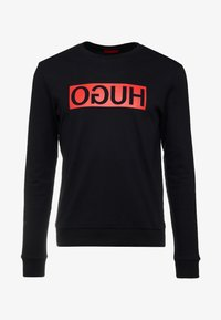 HUGO - DICAGO - Sweatshirt - black - 3