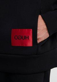 HUGO - DAIPEH - Sweatshirt - black - 5