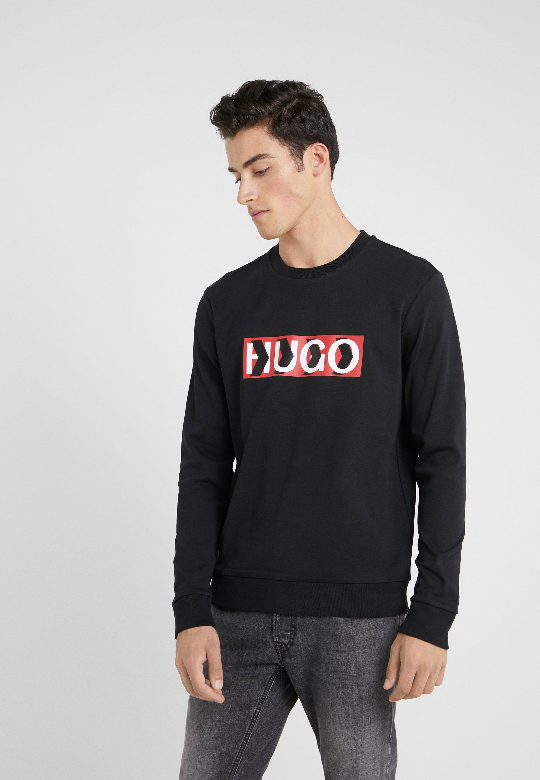 Liam PayneSweatshirt Black Hugo Liam Hugo Dicago Dicago Ygfb7vmyI6