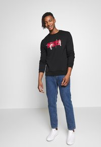 HUGO - DICAGO - Sweatshirt - black - 1