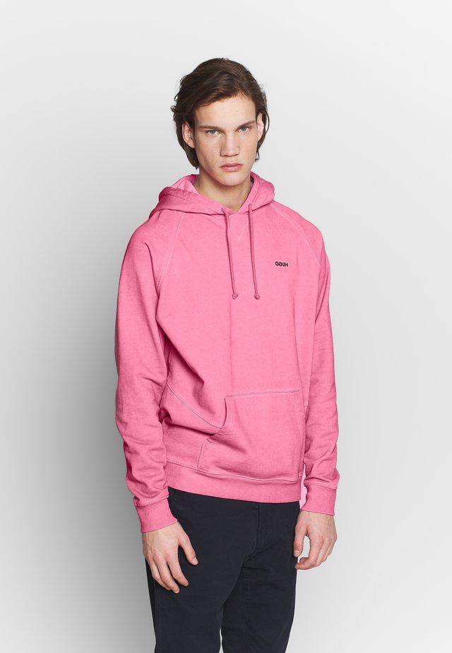 DERRAINE - Jersey con capucha - bright pink