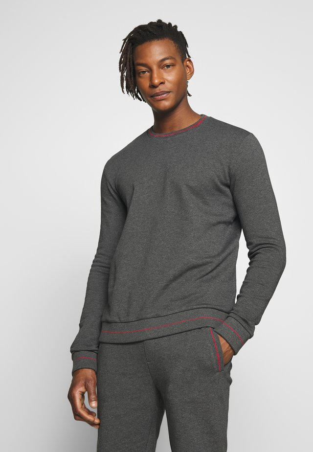 DRICK202 10187077 01 - Long sleeved top - grey
