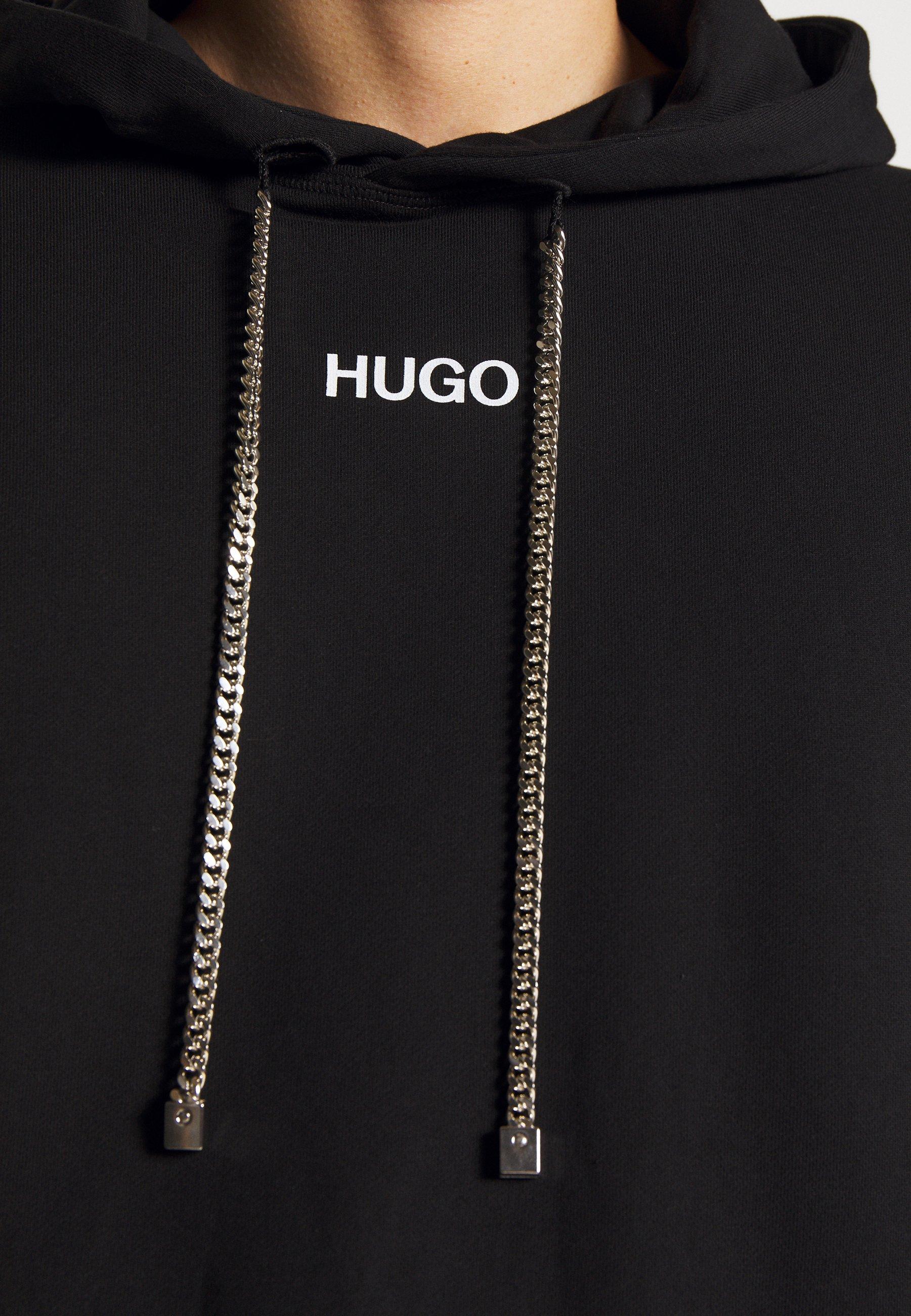 Hugo Duture - Luvtröja Black