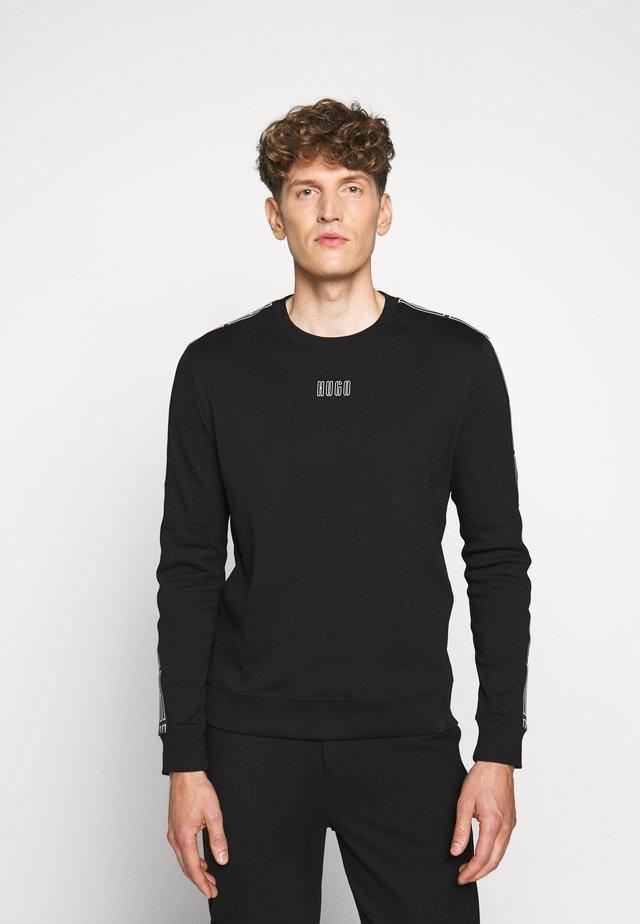 DOBY - Sweatshirt - black