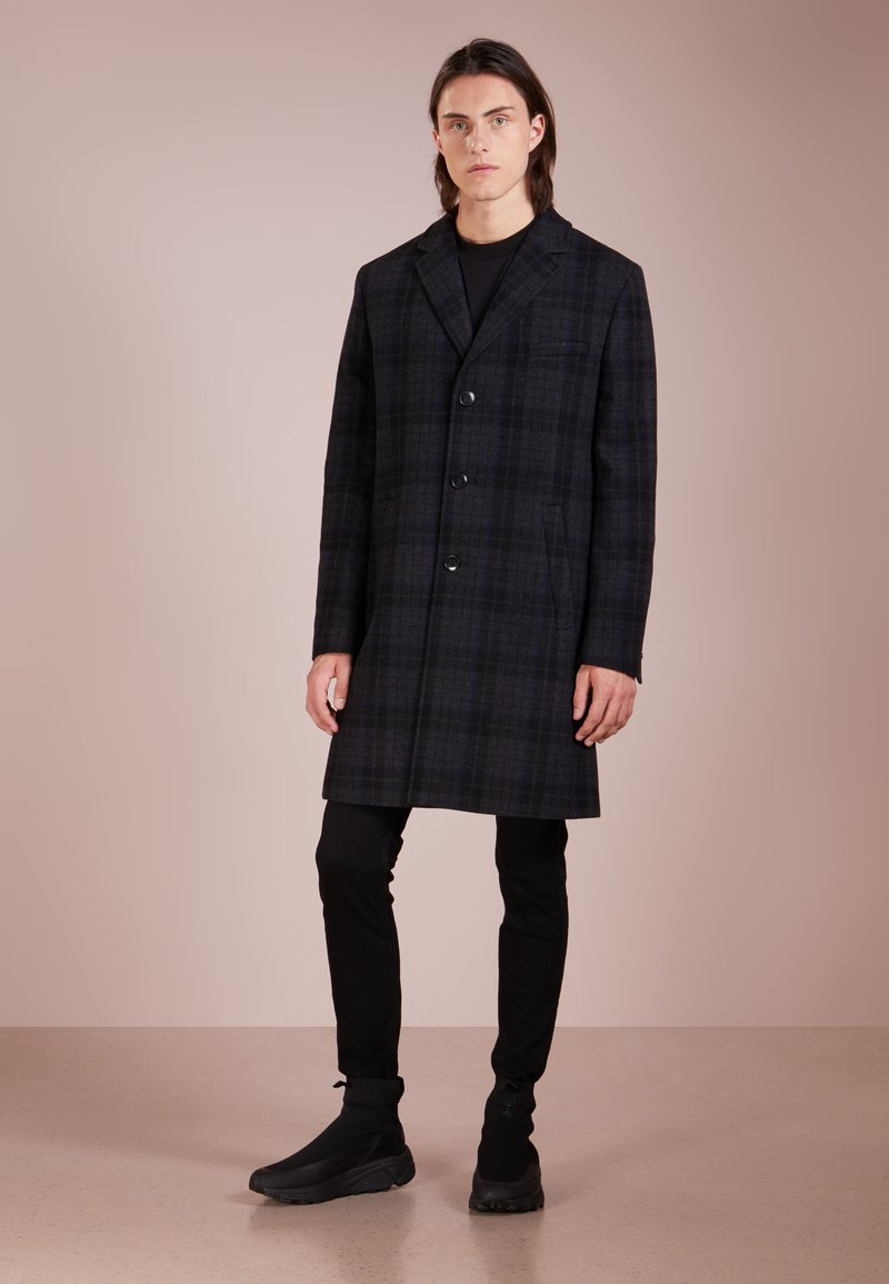 HUGO - MALTE - Classic coat - charcoal