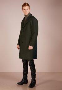 HUGO - MALOX - Zimní kabát - dark green - 0