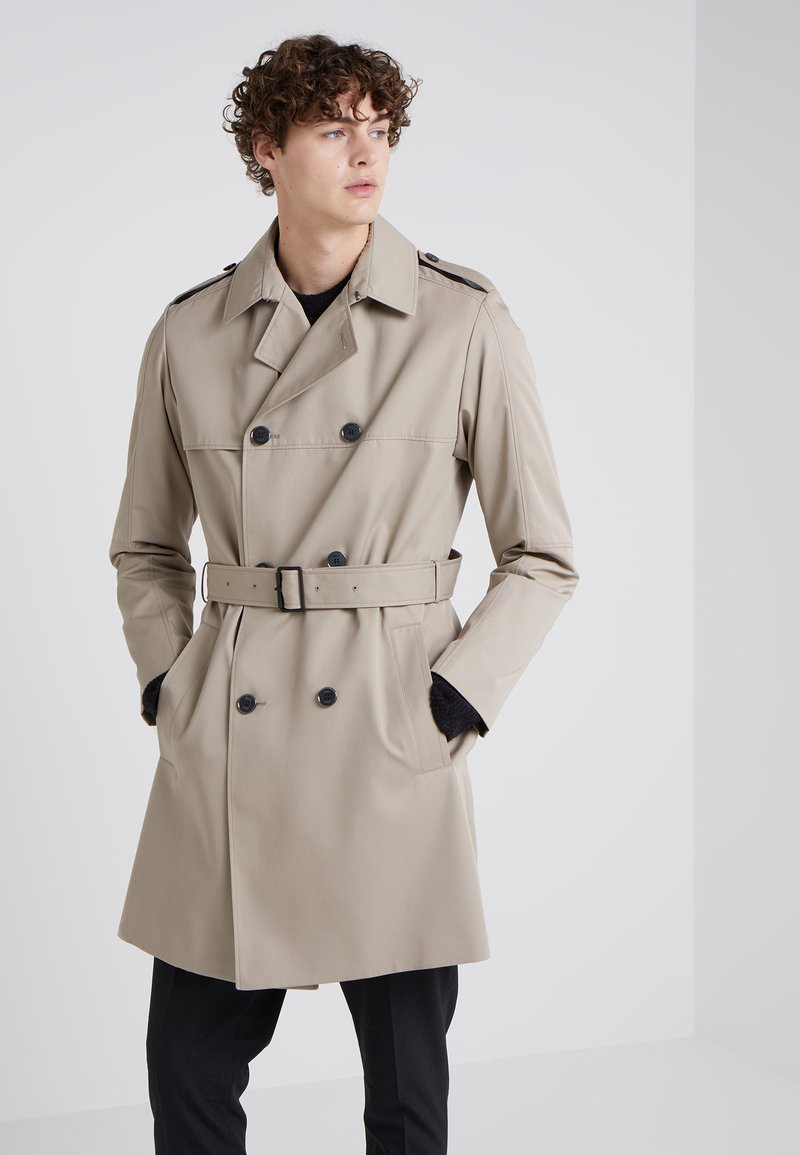 HUGO - MAXIDO - Trenchcoat - medium beige