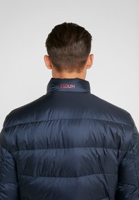 HUGO - BALTO - Down jacket - navy with red - 4