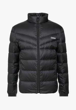 BALTO - Down jacket - black/ white contrast