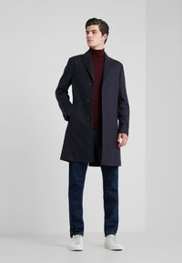HUGO - MALTE - Classic coat - navy - 1