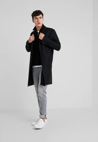 HUGO - MALTE - Zimní kabát - black - 1