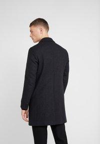 HUGO - MIGOR - Short coat - charcoal - 2