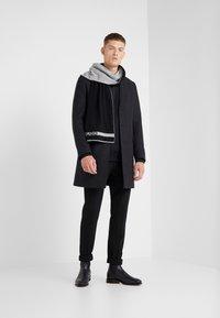 HUGO - MIGOR - Short coat - charcoal - 1