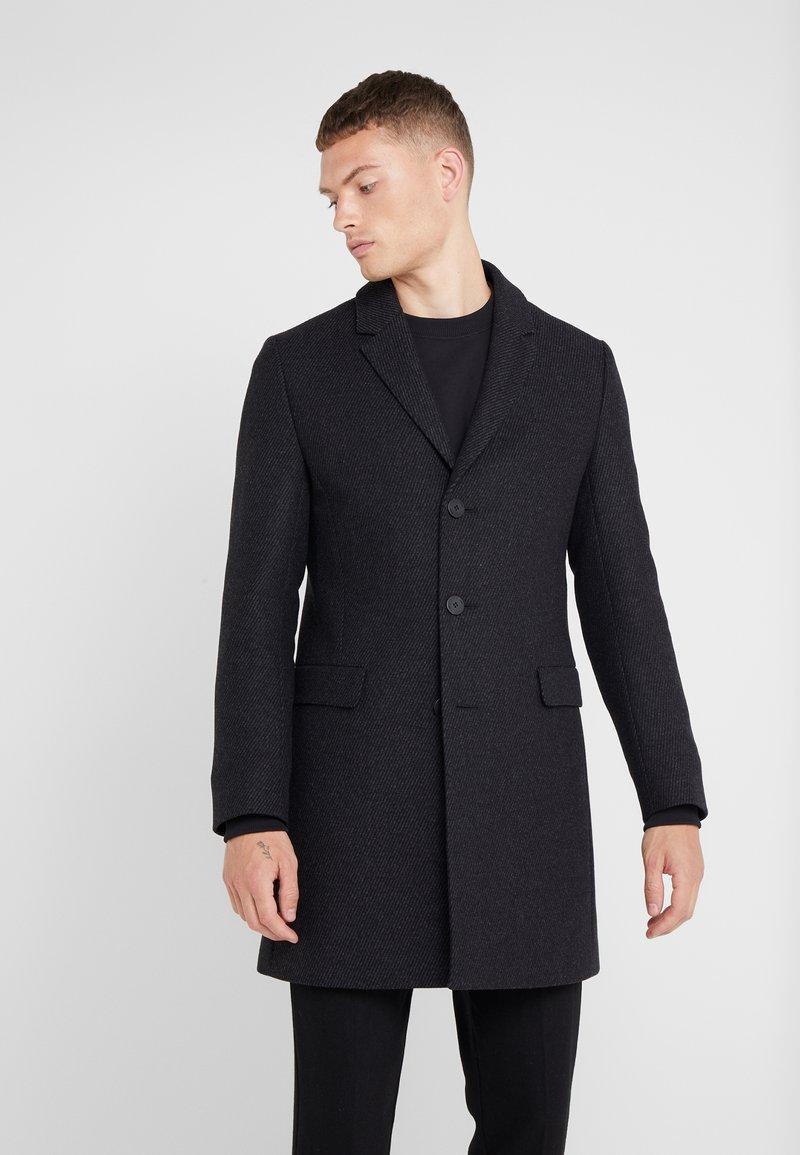 HUGO - MIGOR - Short coat - charcoal