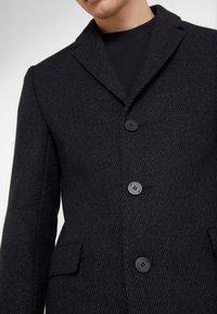 HUGO - MIGOR - Short coat - charcoal - 5