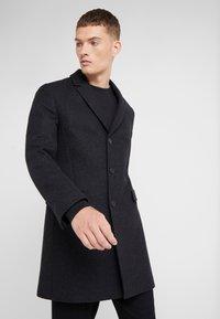 HUGO - MIGOR - Short coat - charcoal - 3