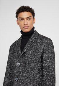 HUGO - MIGOR - Classic coat - charcoal - 6