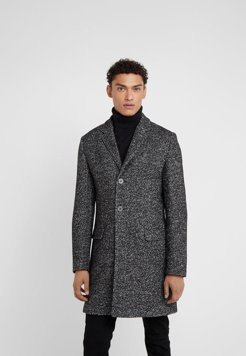 HUGO - MIGOR - Classic coat - charcoal