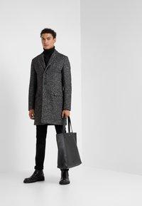HUGO - MIGOR - Classic coat - charcoal - 1